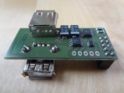 DM500HD USB PCB
